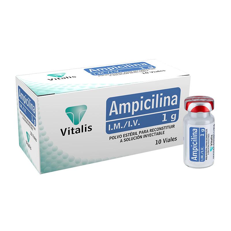 AMPICILINA 1 G